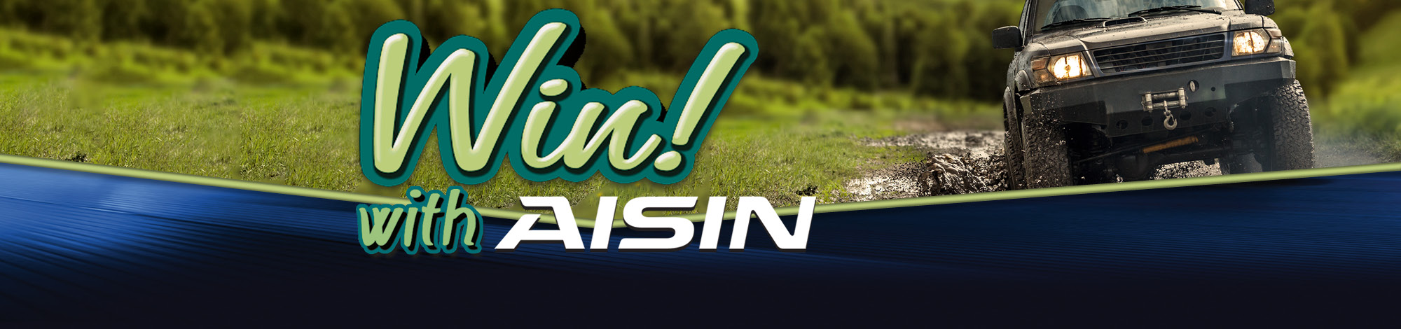 WIN WITH AISIN