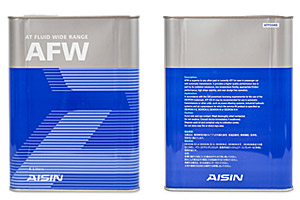 AISIN Fully Synthetic AFW DEX III Product Datasheet