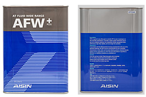AISIN Fully Synthetic AFW Multi Product Datasheet