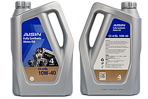 AISIN Fully Synthetic Motor Oil SN 0W 30 40 Product Datasheet