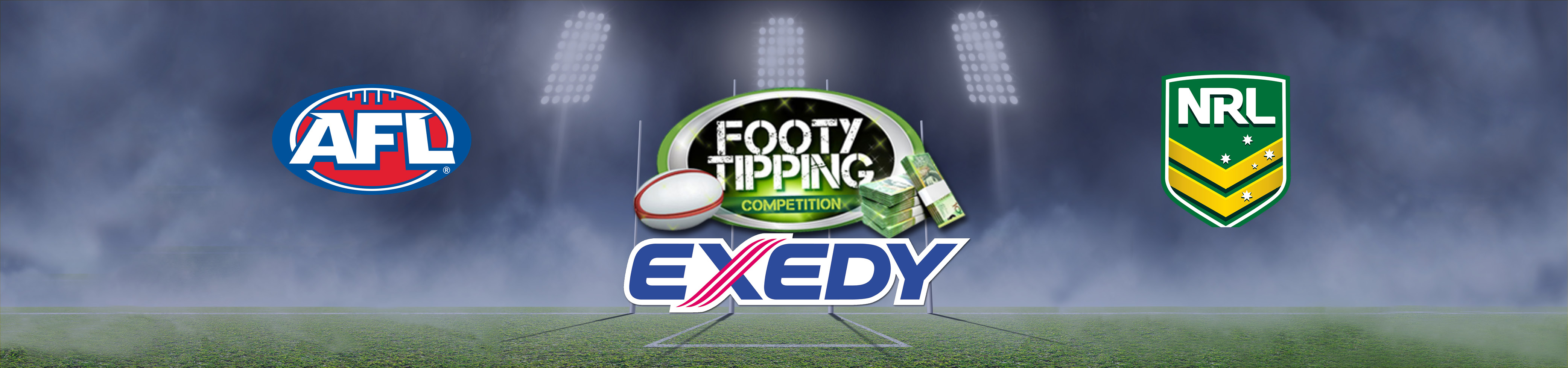 EXEDY FOOTY TIPPING COMP